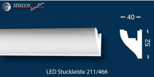 LED Zierleiste für indirekte Wandbeleuchtung Paderborn 211