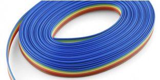 Verlängerungskabel zu RGBW LED Strips fünfadrig