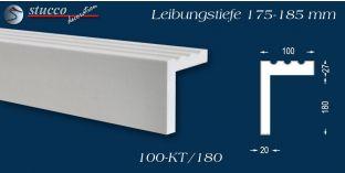 L-Profil für Laibung und Faschen Freetown 100-KT 175-185 mm