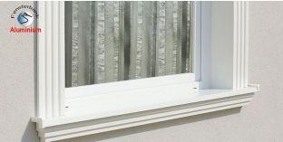 Komplette Fensterbank 105