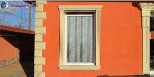 Beschichtete Fensterbank Styropor Nürnberg 124
