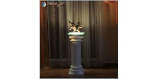 Dekosäule mit LED Strips ODK-2 260/678