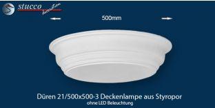 Düren 21-500x500-3 Deckenlampe ohne LED Beleuchtung
