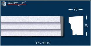 Fensterbankprofil Idaho 105