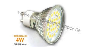 LED Spot GU10 warmweiß