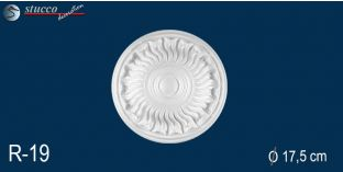 Marbet Design® R19 Stuckrosette