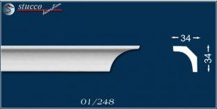 Styroporstuck Monaco 01