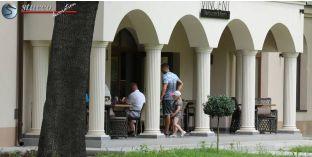 Dekosäulen-Viertel kanneliert mit Beschichtung OBK 290/326
