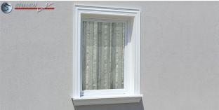 Beschichtetes Fassadenprofil Zierleiste Georgetown 112