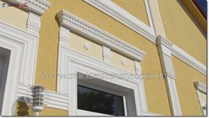Fassadenstuck zur abwechslungsreichen Fassadenverzierung