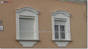 Fassadenstuck flexible Stuckleisten