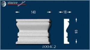 Aussenstuck Zierornamente Marcus 100-K2