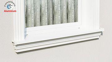 Fensterbank ankleben