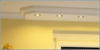 Direkte Beleuchtung mit LED Spots