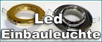 LED Einbaurahmen für LED Spots