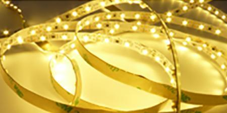Einfarbige LED Streifen SMD 3528 mit weißem Licht