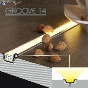 LED Beleuchtung Arbeitsplatte Küche