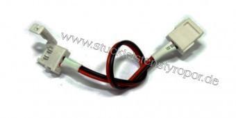 LED 3528 Eckverbinder 2-polig