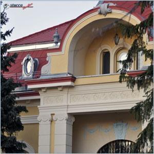 Hausfassade nach Fassadenrenovierung
