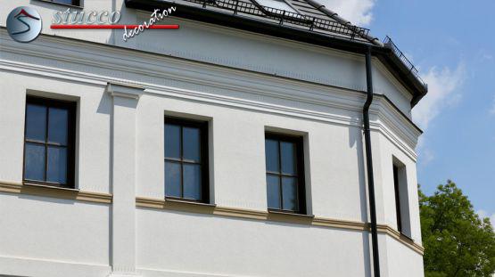 Stoßfeste Fassadenproile