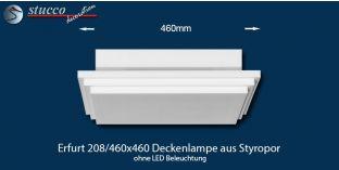 Erfurt 208-460x460 Deckenlampe ohne LED Beleuchtung