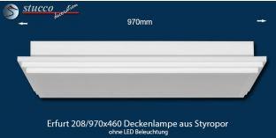 Erfurt 208-970x460 Deckenlampe ohne LED Beleuchtung