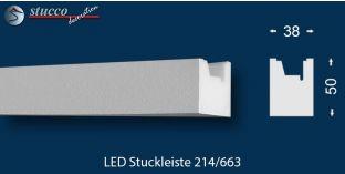 Indirekte Beleuchtung Styropor Leisten Innsbruck 214
