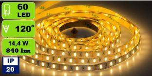 5630 SMD 60 LED Streifen warmweiß