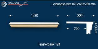 Komplette Fensterbank Mülheim an der Ruhr 124 870-920-250