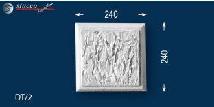 Beschichteter Quaderstein mit rustikalem Muster - München DT-2