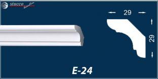 Styroporleisten E-24