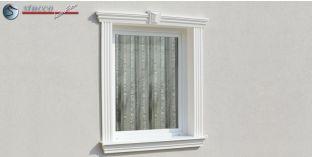Beschichtete Fassadenstuck Zierleisten Ankara 108