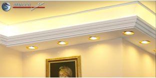 Lichtleiste für kombinierte Beleuchtung Essen 190+202