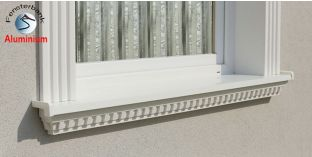Komplette Fensterbank Ditzingen 106F 570-620-150