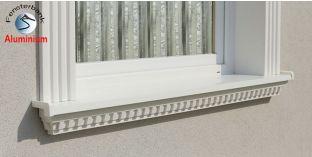 Komplette Fensterbank Quickborn 106F 970-1020-250