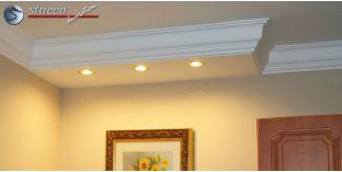Stuckprofil für direkte Beleuchtung Düren 400+21