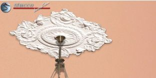 Stuckrosette Styropor Marbet Design® R25
