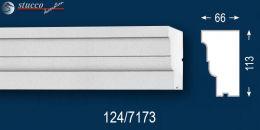 Beschichtetes Fensterbankprofil Styropor Nürnberg 124