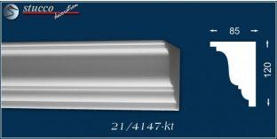 Vorhangleiste zur Stuckleiste Düren 21