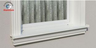 Komplette Fensterbank 124