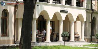 Dekosäulen-Viertel kanneliert mit Beschichtung OBK 280/316