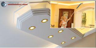 ... LED Lichtleiste Für Direkte Und Indirekte LED Beleuchtung Dortmund  400+2x209 PLEXI PLUS