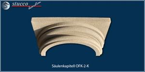 Säulenkapitell OFK-2K zur Säulenverzierung