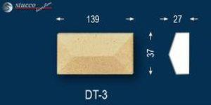 Fassadenstuck beschichtet Avitus DT-3